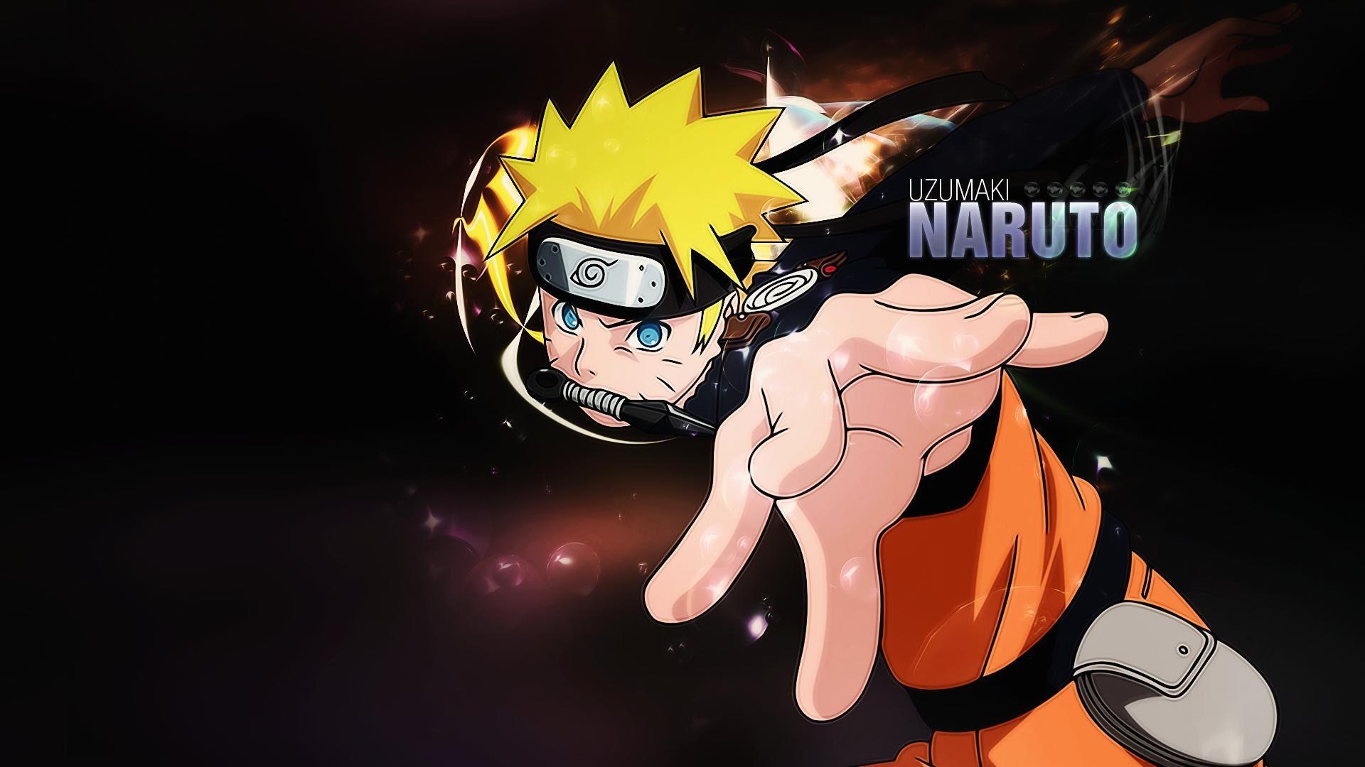 Wallpaper Naruto Shippuden 3d