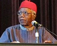 Nigerian novelist Chinua Achebe has written numerous books on the history and culture of this West African state. His books are read throughout the world. by Pan-African News Wire File Photos