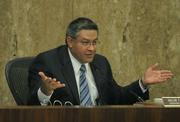 1st District Supervisor Salud Carbajal