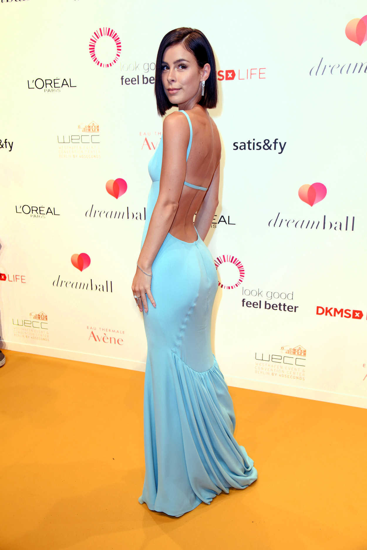 Lena Meyer-Landrut Attends 2018 Dreamball at the Westhafen ...