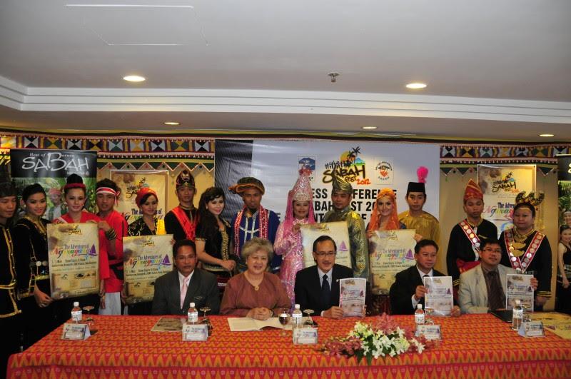Sabah Fest 2012 Press Conference
