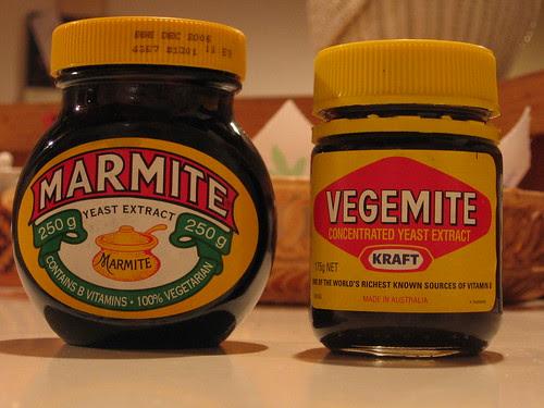 Denmark tolak selai merek Marmite dan Vegemite