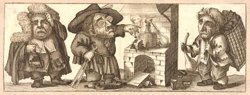 Raccolta di Diverse Caricature 1687