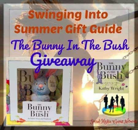 Enter the 'The Bunny in the Bush' Book and Bunny Box Set Giveaway. Ends 7/20
