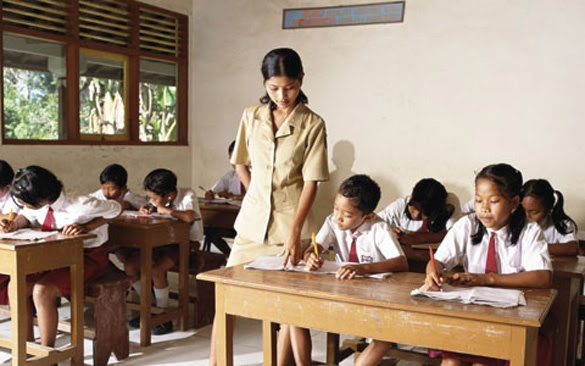 Education Extremes  Indonesia Expat