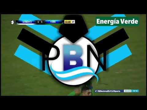 Video: Los goles de Sarmiento 2 - Ferro 2