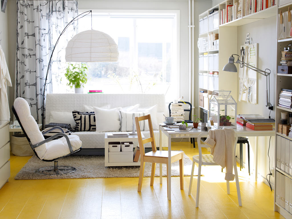 Yellow Room Interior Inspiration: 55+ Rooms For Your ...