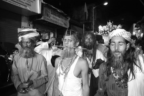 The Chancawalli Rafaaes At Sandal of Fakhruddin Shah Baba Mahim by firoze shakir photographerno1