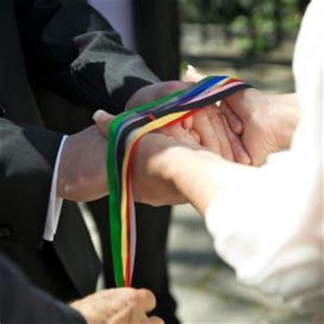 Handfasting Ribbons   Beach Wedding Ceremony  Destination