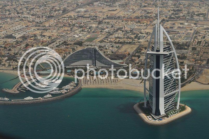 Dubain skyline