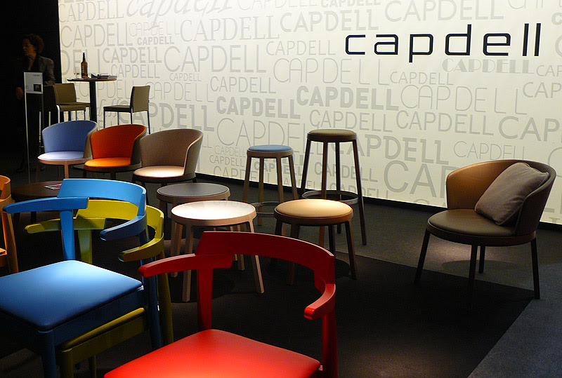 Milan Design Week 2011, Capdell, decoracion, diseño, muebles