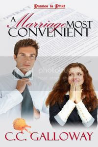 A Marriage Most Convenient Cover