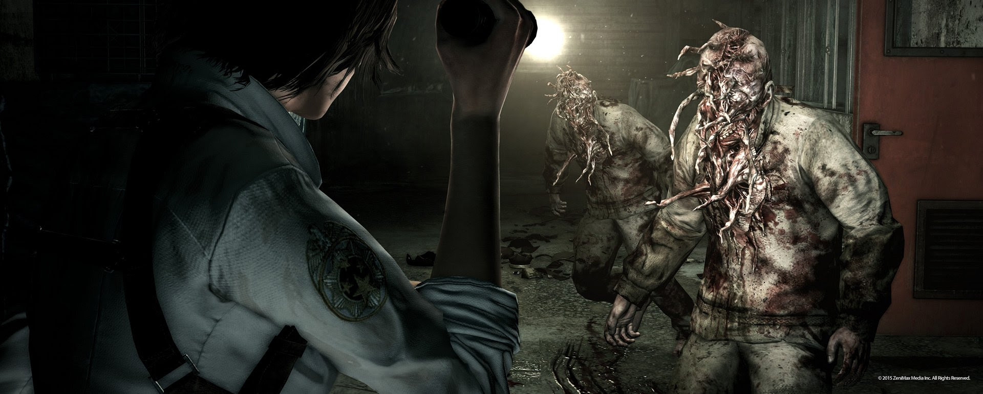 The Evil Within 2 spotted in online ad screenshot