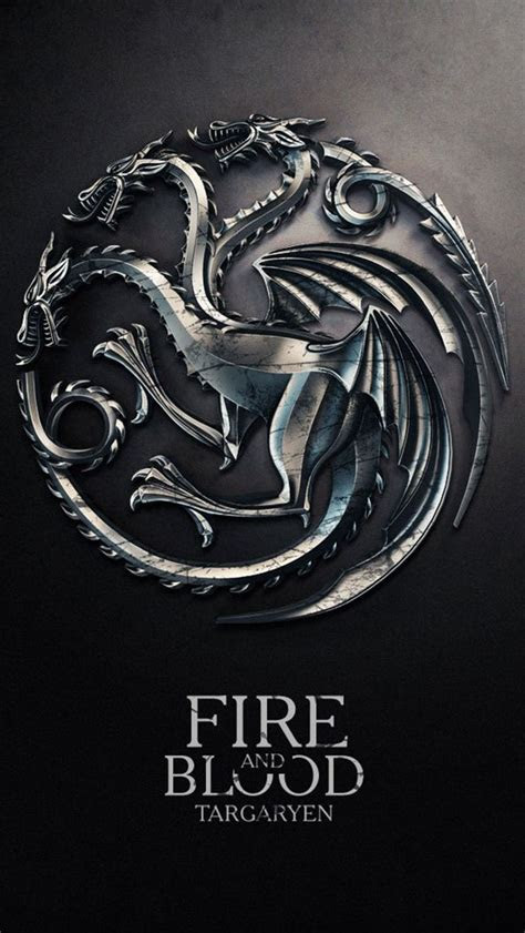 game  thrones targaryen wallpaper  iphone wallpapers