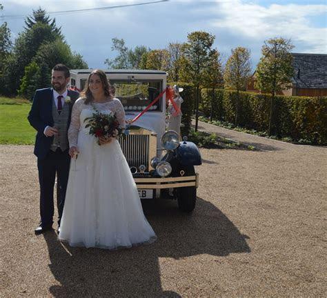 Hyde House wedding for Caroline & Matthew (23/09/18