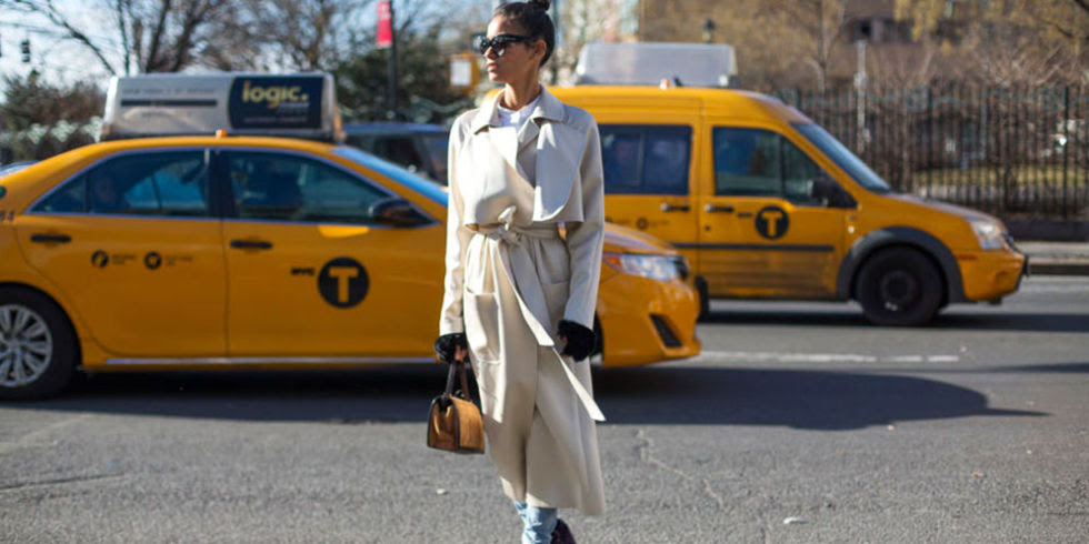 THE JACKET FOR NOW: THE SOFT TRENCH