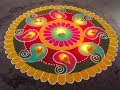 Chukkala Muggulu 2017 and Amazing Happy New Year 2018 Rangoli Pongal San...