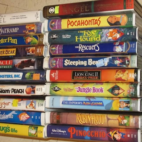 Sell Disney Vhs Movies For Cash