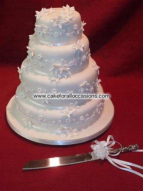 Cake 227 :: :: Wedding Cakes :: Cake Library   Cake for