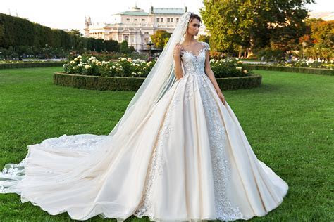 Royal Garden Wedding Dress Collection by Crystal Design