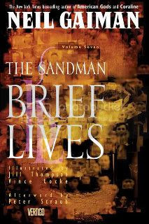 The Sandman Vol. 7 - Brief Lives