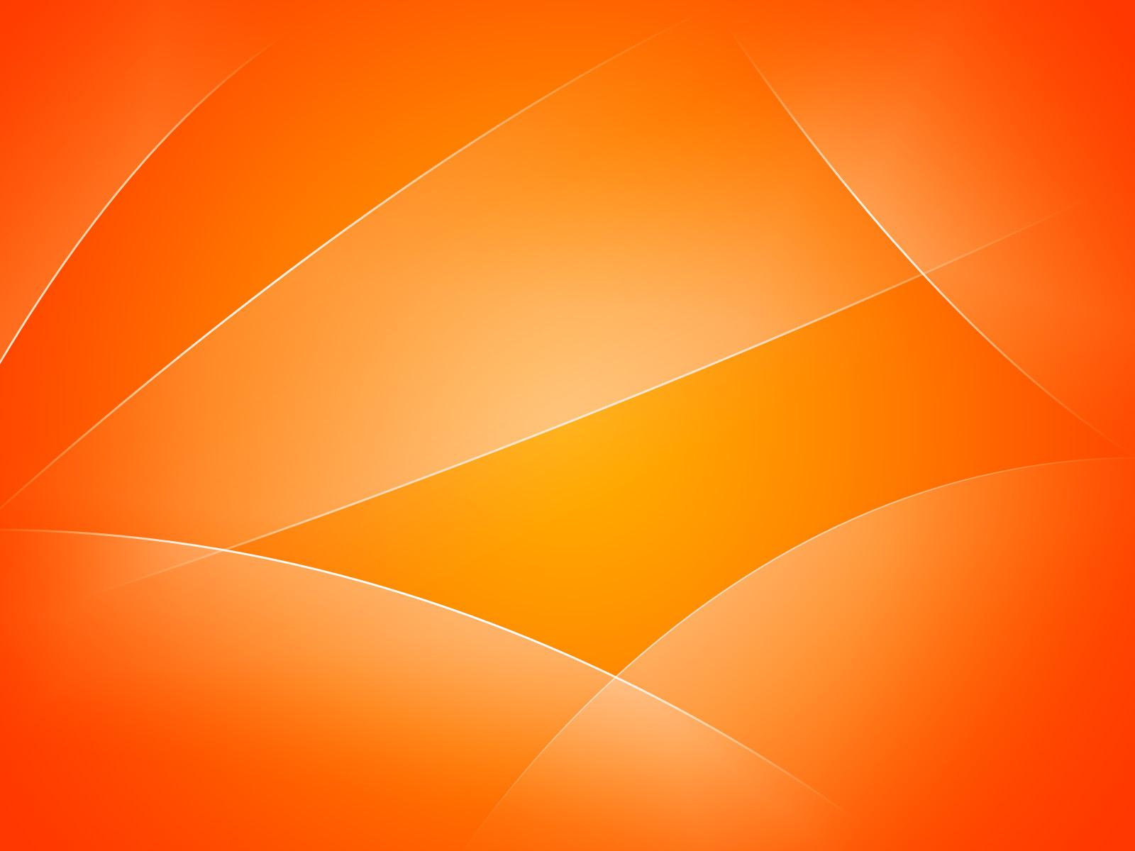 Orange Abstract Shape Background Wallpaper Baltana