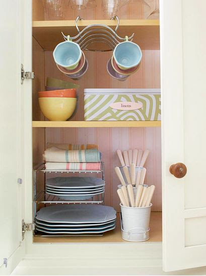 Ideas Creativas Para Organizar Los Trastos En La Cocina Mi Casa