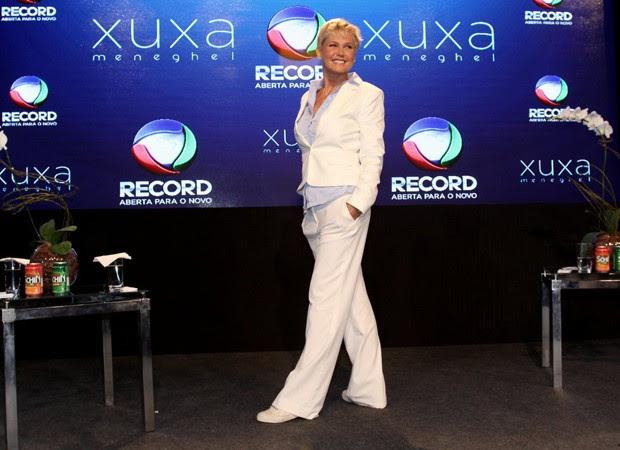 Xuxa (Foto: Alex Palarea/Agnews)