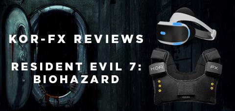 Kor Fx 4dfx Haptic Gaming Vest