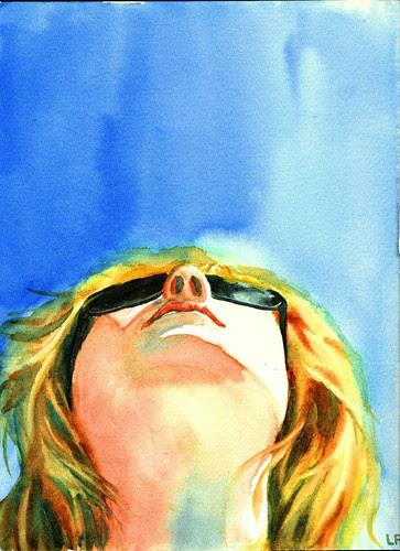 Marie - Watercolor
