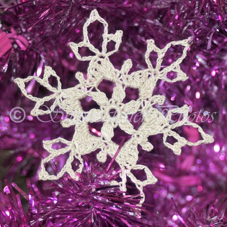 Ravellenics Snowflake