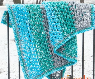 Weekend Weather Afghan