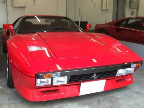 フェラーリ288gto レオナルドフィオラヴァンティのサイン入りは凄