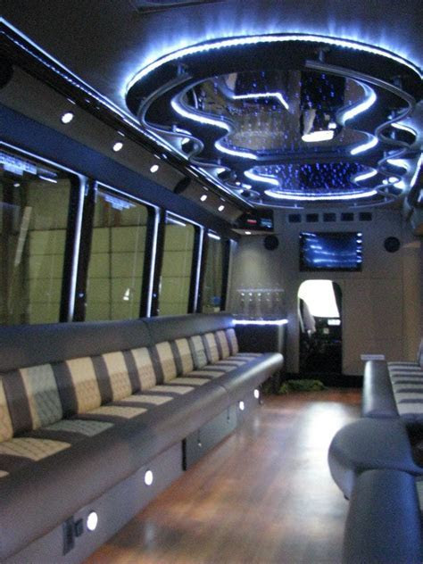 12 best Party buses images on Pinterest   Bus interior