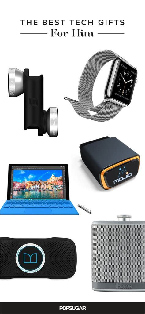 Technology & Gadgets   28 Unexpected High Tech Gifts For
