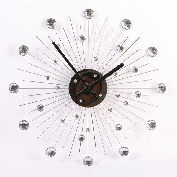 Decorar cuartos con manualidades relojes grandes de pared - Relojes grandes de pared ...