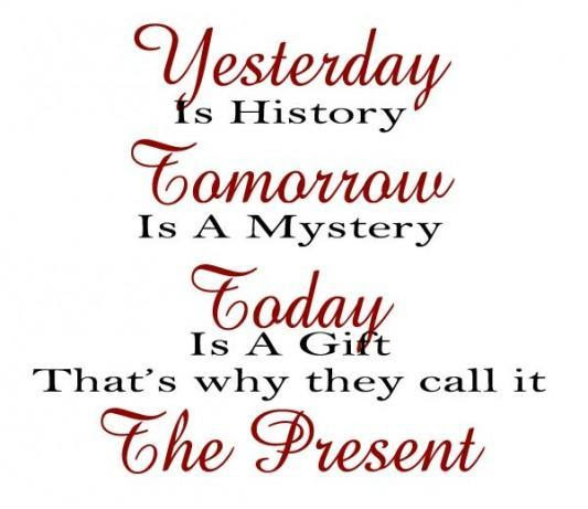 Past Present Future Quotes Sayings Past Present Future Picture