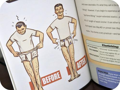 Underwear Repair Kit