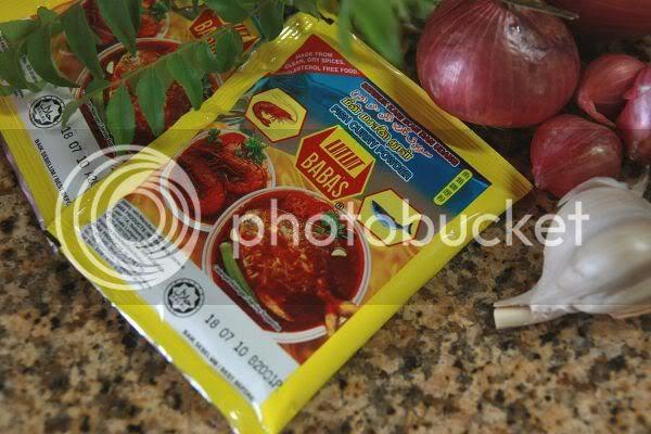 Baba Curry Powder