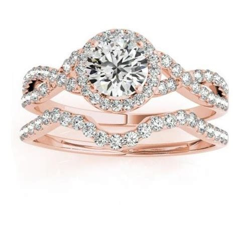 17 Best ideas about Twist Engagement Rings on Pinterest