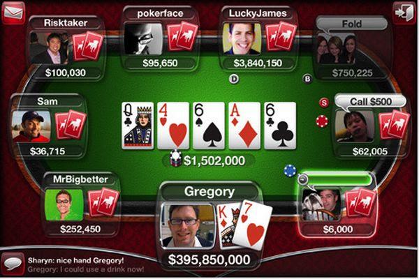 Texas Hold\u002639;em Poker, juega gratis al poker desde Facebook