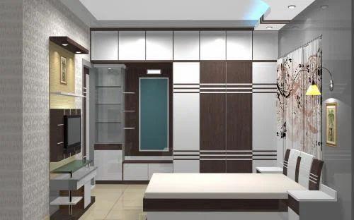 Flats Interior Designing in Rajkot