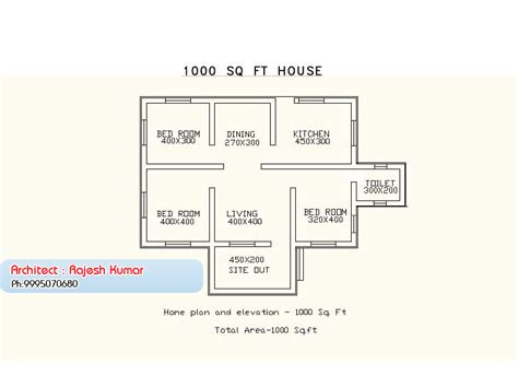 square feet  bedroom  budget kerala style home