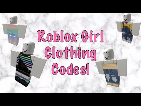 Roblox Clothing Codes For Shirts Girls Roblox Clothing Ids For Rich Girls