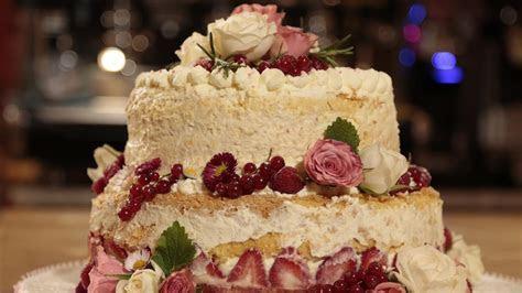 Hochzeitstorte Creme Rezept   Hochzeit