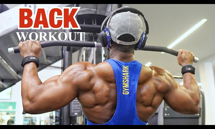 THE BEST BACK WORKOUT FOR A BIGGER BACK | Full Workout & Top Tips