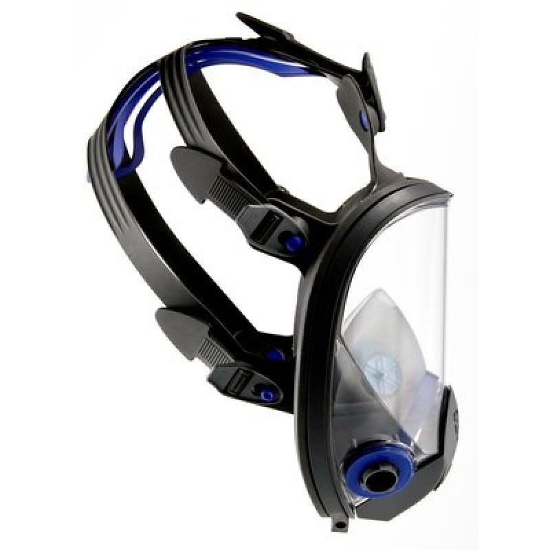 3M FF-400 Series Full Face Respirator | 3M Respirators ...