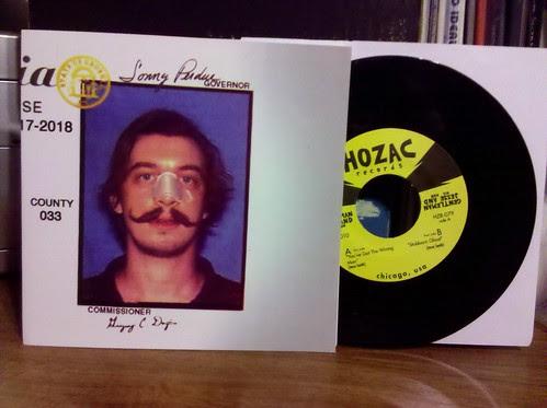 "Gentleman Jesse - You've Got The Wrong Man 7"" - Black Vinyl /800"