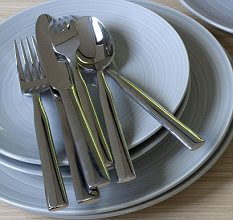 Trick of the eye: A small plate will help you feel more satisfied by your meal