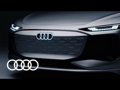 Audi A6 e-tron Concept Gives Us An Electrifying Preview Of The Next A6